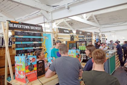 TAPS Beer Festival Review