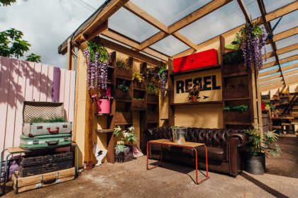 Rebel Chicken celebrates 1st birthday + launch of new beer garden and brunch menu