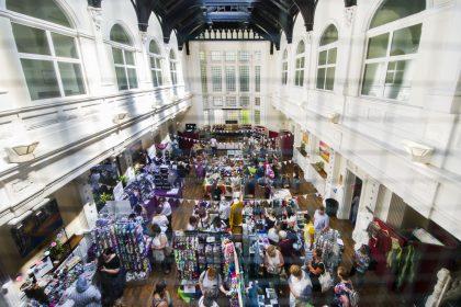Yarningham Birmingham's Yarn Festival