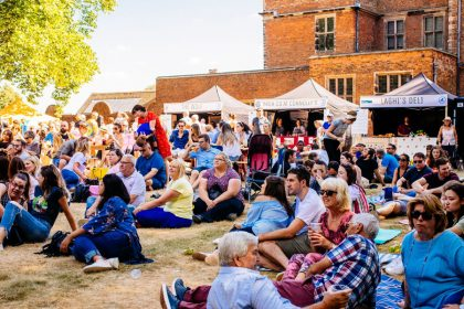 The Independent Birmingham Festival at Aston Hall 2019