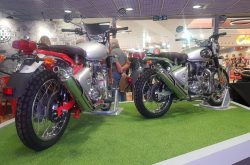 Royal Enfield is Returning to Redditch
