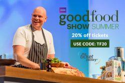 BBC Good Food Show and BBC Gardeners World Live return to Brum
