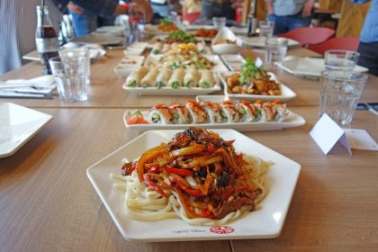 Asia Asia Banquet Review