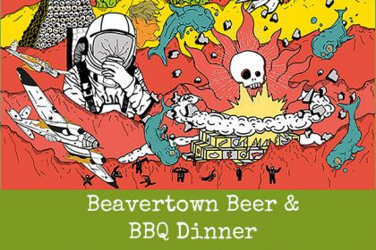 Beavertown Brewery talk at The Victoria 28th July!