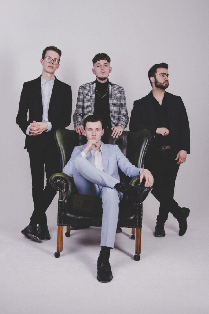 Local band The Clause In Their Element! | Grapevine Birmingham