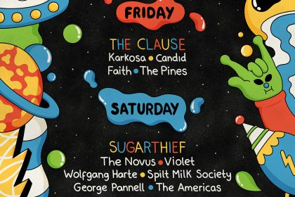 Independent music festival Sonic Gun Weekender returns to The Castle and Falcon