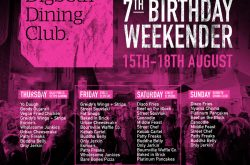 Digbeth  Dining Club to host first street party in over 3 years