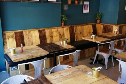 Peacer Brings a Slice of New York City to Moseley