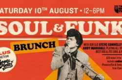 A whole lotta soul at The Night Owl Brunch