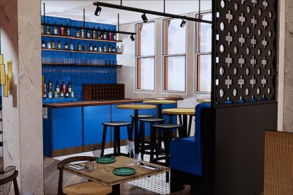 Michelin Starred-Chef Robert Ortiz to open First Solo Restaurant in Birmingham