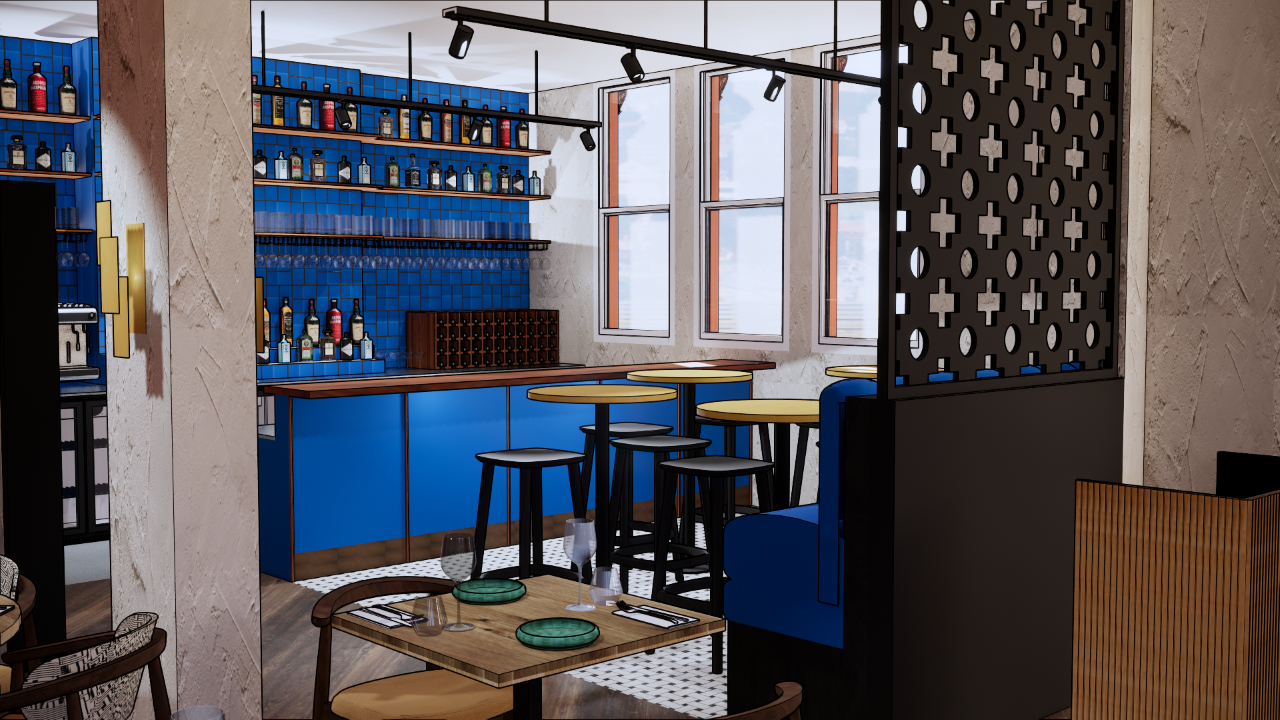 Michelin Starred-Chef Robert Ortiz to open First Solo