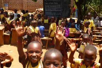 Treasure hunt across Birmingham to be held to raise funds for much-needed primary school in Rwanda