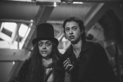 Beer and Opera make Dig Brew the 'Besse' place for Halloween
