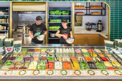 Salad Box will open on Great Charles Street Queensway this October