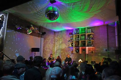 Band Night and Boogie at The Night Owl review