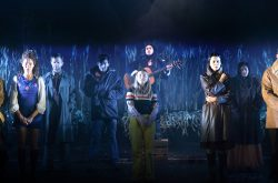 Alice Sebold The Lovely Bones play at Birmingham Repertory Theatre review