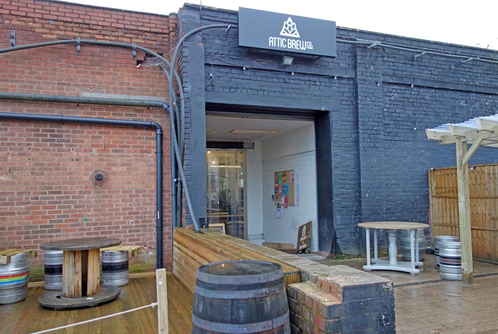 attic brew 2
