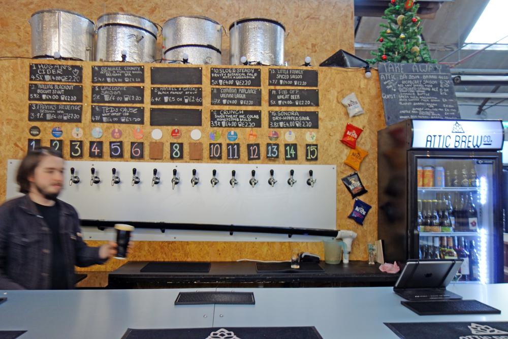 attic brew 5