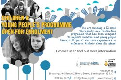 Sponsored places on therapeutic Children and Young People's programme
