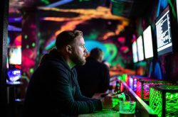 NQ64 – New Arcade Bar opens this month and there are free drinks for the opening weekend!