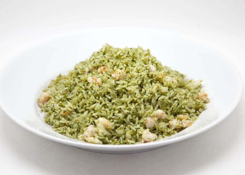 dim sum rice dish 2