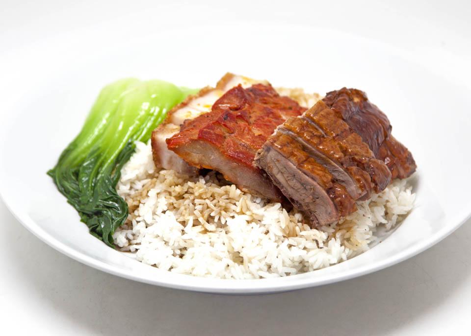 dim sum rice dish