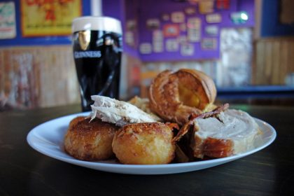 The Ruin Sunday Roast review