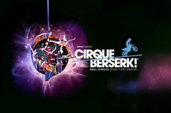 Cirque Berserk! is back on the road with another exhilarating tour and some new acts to be performed!