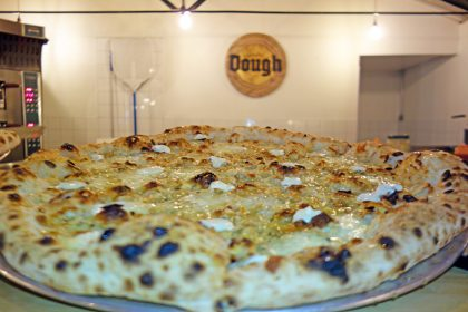Digbrew – Dough Pizza review