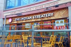 The Indian Streatery Express review