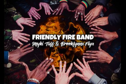 Birmingham's Friendly Fire Band release LUV SONG RIDDIM