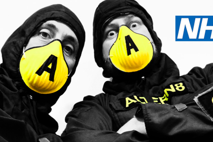 Altern 8 Remix and Release Hit Single For NHS Charity
