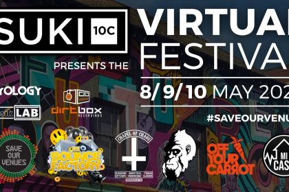 Suki10c Presents The Virtual Festival