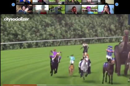 CitySocializer invites Birmingham locals to Afternoon at the Races virtual Zoom event