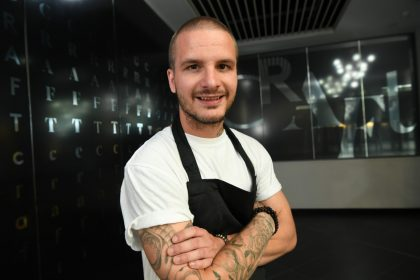 Kray Treadwell to open 670 Grams Restaurant in Digbeth offering an unpretentious and accessible menu.