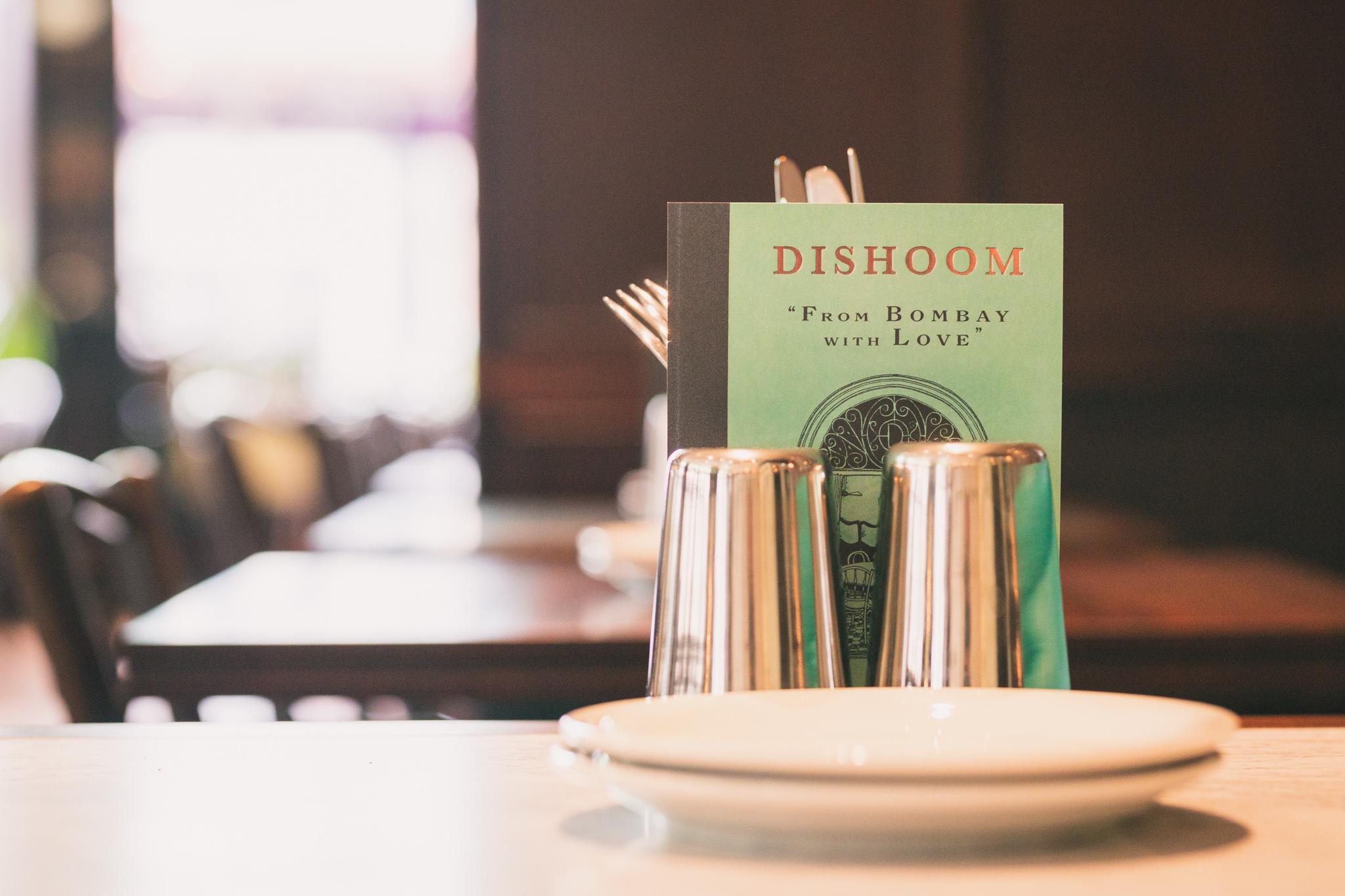 dishoom book
