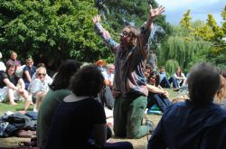 New Socially Distanced Outdoor Festival, Little But Live in Moseley Park
