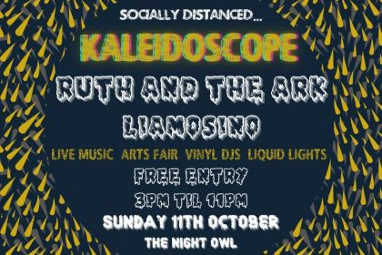 Sunday Sessions and Kaleidoscope live music September and October