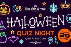 Quizzes at The Old Crown Digbeth this October!