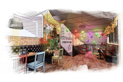 Vietnamese Street Kitchen to open in Bullring this November