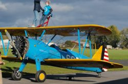 Louise Woodley of The Actress & Bishop Wing Walk for Charity Interview