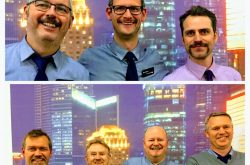 Midlands Dad and Colleagues take on Movember for three-year- son