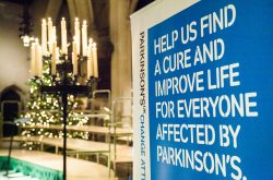 Get in the festive spirit with a virtual Christmas concert featuring West Midlands musicians for Parkinson's UK