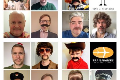 Birmingham Trailfinders staff raise over £10,000 during Movember