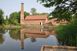 Sarehole Mill encourages Brummies to start New Year on right foot with Run of the Mill 21
