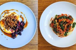 The Pineapple Club and LAND Restaurant team up for Veganuary!