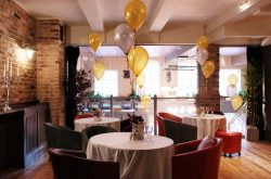 Newly refurbished private space for hire at Actress and Bishop