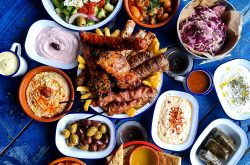 Greek-inspired street food company launching brand new restaurant Kouzina at Selfridges