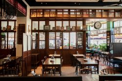 Dishoom Birmingham reopening for outdoor dining on 12th April