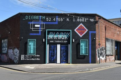 First of its kind 4D virtual reality experience launches in Digbeth